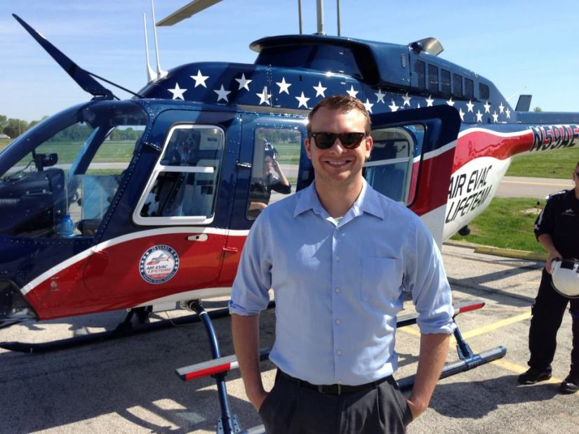 Steve Helicopter 1